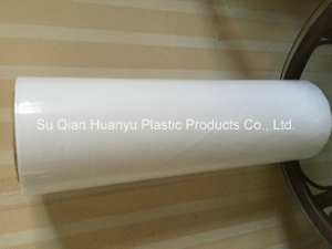 White Polyethylene Shrink Film Colored Shrink Wrap