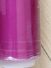 Purple color PVC cling film rolls